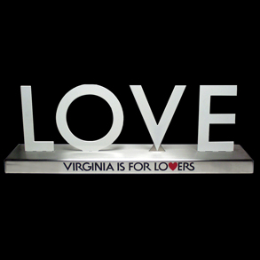VA4L LOVE SIGN BLK